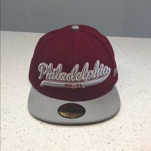 Philadelphia Phillies Fitted